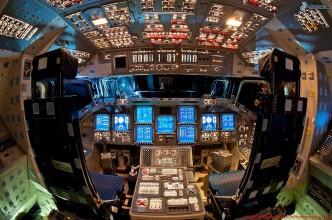 cabina de piloto, endeavour, transbordador espacial 187270