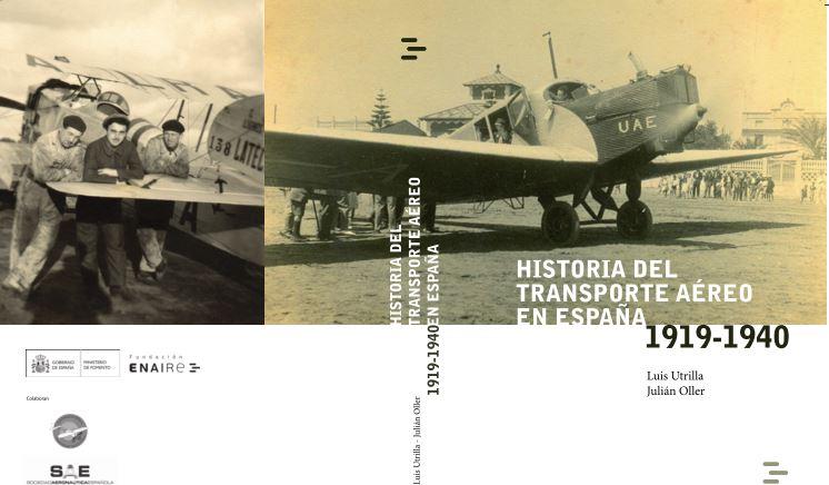 Historia del Transporte Aéreo en España