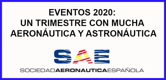 Eventos SAE 2020 – Primer Trimestre