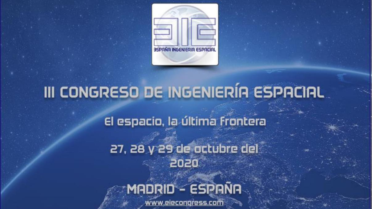 III Congreso de Ingeniería Espacial – 2020