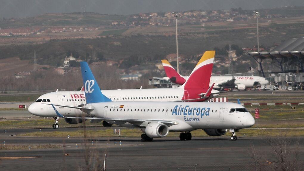 Aerolineas españolas: pasadas y actuales