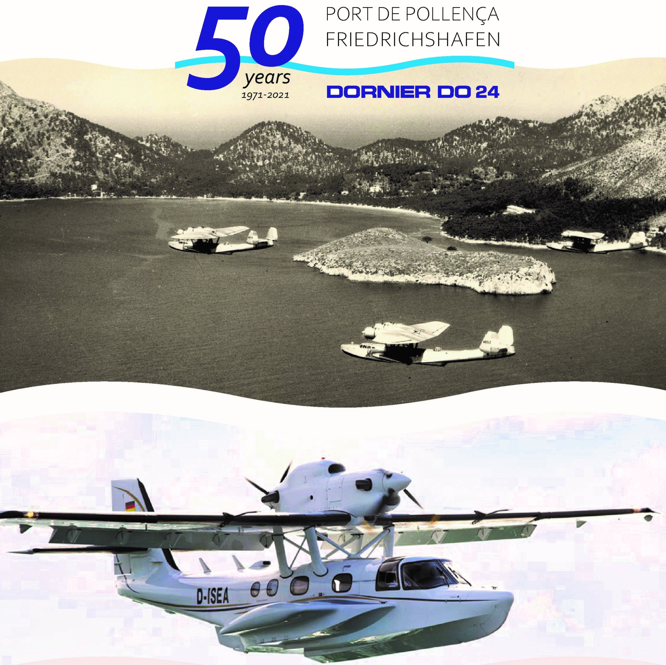 50 Aniversario Dornier 24
